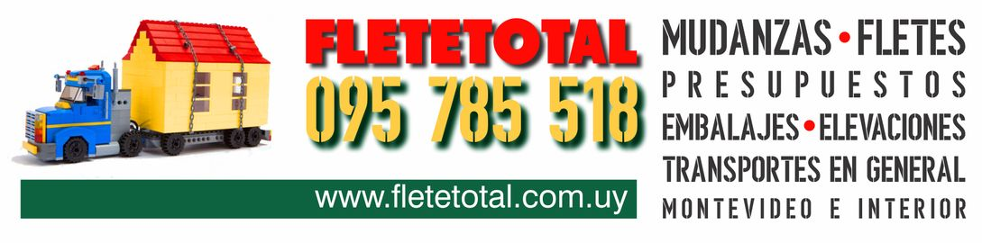 folleto flete total